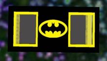 ::SIXX SESIGNS:: Bat Man Coffee Table (Boxed)