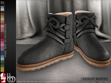 Bens Boutique - Ashley Boots (Slink Flat&Unrigged) - Hud Driven