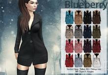 Blueberry - Gwen - Maitreya/Belleza/Slink - Fat Pack