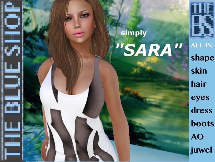 SARA Complete Avatar NEW!