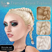 (NO) French Braid Pigtails - Blondes