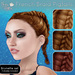 (NO) French Braid Pigtails - Brunettes
