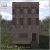 llorisen // faye townhouse