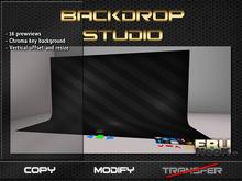 Backdrop studio