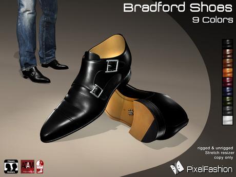 :)(: Bradford Shoes V2 - All Colors