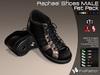 :)(: Raphael Shoes V2 - Male - Fat Pack