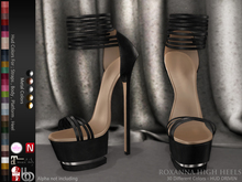 Bens Boutique - Roxana High Heels - Hud Driven
