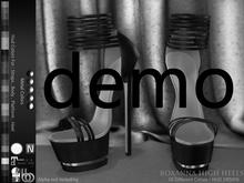 Bens Boutique - Roxana High Heels - Hud Driven Demo