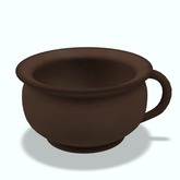 [ zerkalo ] Williams Chamber Pot