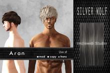 Uw.st   Aran-Hair  Silver wolf