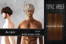 Uw.st   Aran-Hair  Topaz amber
