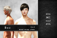 Uw.st  ::DEMO::  Boz-Hair