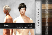 Uw.st   Boz-Hair   Fat pack