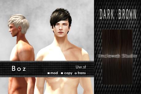Uw.st   Boz-Hair  Dark brown