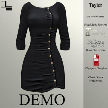 DE Designs - Taylor - DEMO