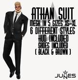 JUNES Athan Suit with HUD