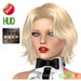 "eDeLsToRe woman mesh hair "" Dani "" incl 12 color HUD rigg and no rigg version (Special Rigged Fitted Mesh Hair)"