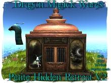 Dragon Magick Wares Petite Hidden Retreat UPDATED