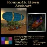 Ashira's Romantic Elevn Airboat