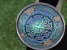 Celtic Warrior/ Viking Shield 2,  Boxed