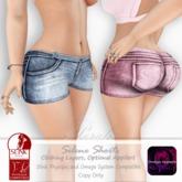 Perch - Selene Shorts - Classics Pack
