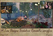 .:M.LAW:.Berkshire Romantic campfire BOX