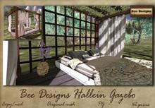 .:Bee Designs:. Hallein Gazebo PG