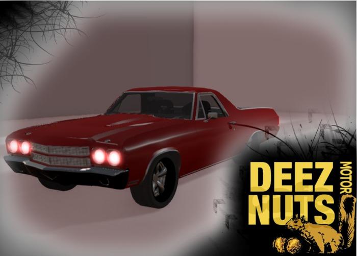 El Chapron <>DEeZ Nuts motor<>