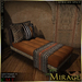 =Mirage= Chaise Lounge - African Spice