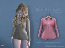 "Cozy Bodysuit ""Baby pink"" (classic avatar & mesh bodies) - even.flow"