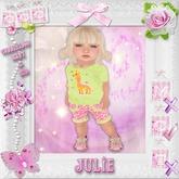 CCC Julie - Baby & Kid Toddledoo