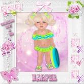 CCC Harper Swimsuit - Baby & Kid Toddledoo
