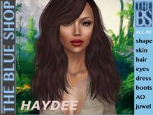 HAYDEE Complete avatar NEW!