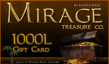 =Mirage= Gift Card 1000L