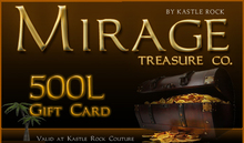 =Mirage= Gift Card 500L