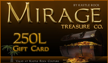 =Mirage= Gift Card 250L
