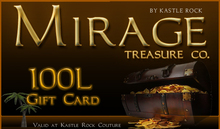 =Mirage= Gift Card 100L