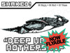 """SHAKED! - """"Deep Wound"""" Mothership NOW FLYABLE"""