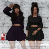 **PROMO** Perch - Sojourn Dress - Lipstick