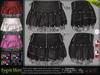 Sygrit Gothic Mini Skirt - Maitreya Lara, Slink Physique Hourglass, Belleza Isis Freya Venus, TMP - FashionNatic