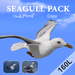 Mesh Seagull Pack(standing, swimming, flying) All Copy