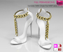 Full Perm Meli Imako Full Perm Sandals With Chain For MAP and SLINK