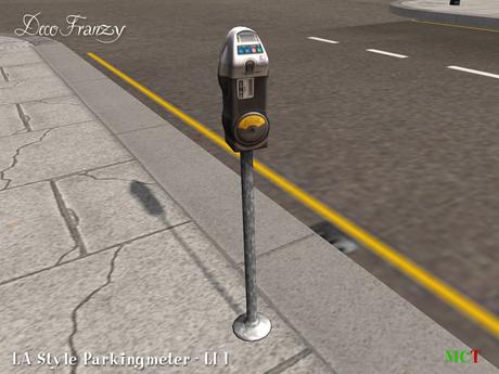 ~DecoFanzy~ LA Style Parkingmeter (MC)