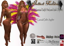 .:H.F CARNIVAL PINK OUTFIT (Applier)