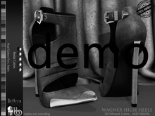 Bens Boutique - Wagner High Heels - Hud Driven Demo