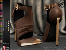 Bens Boutique - Wagner High Heels - Hud Driven