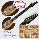 Thadovian Eclipse Guitar - Natural