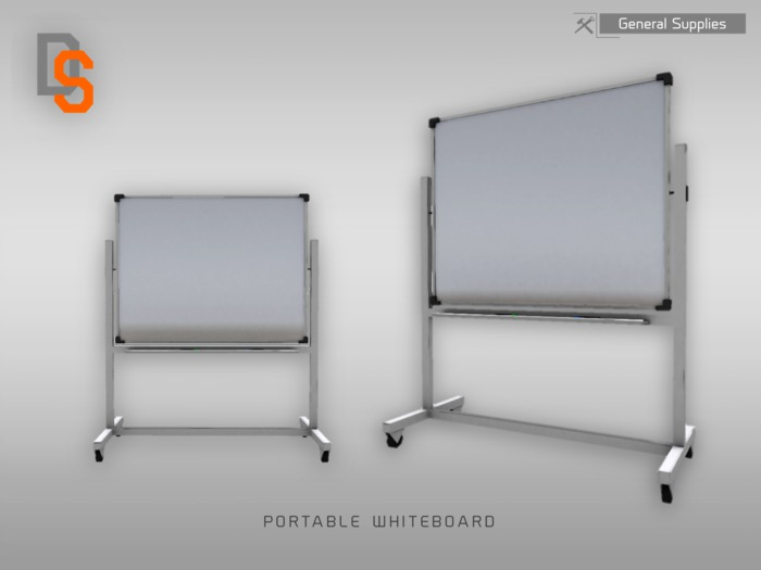 [DS] Portable Whiteboard
