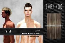 Uw.st   Sid-Hair  Ivory wood