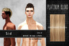 Uw.st   Sid-Hair  Platinum blond